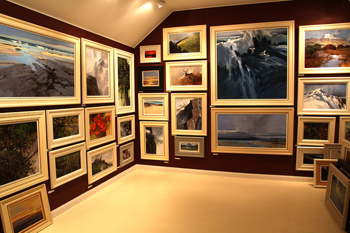Gallery by Alan B Hayman