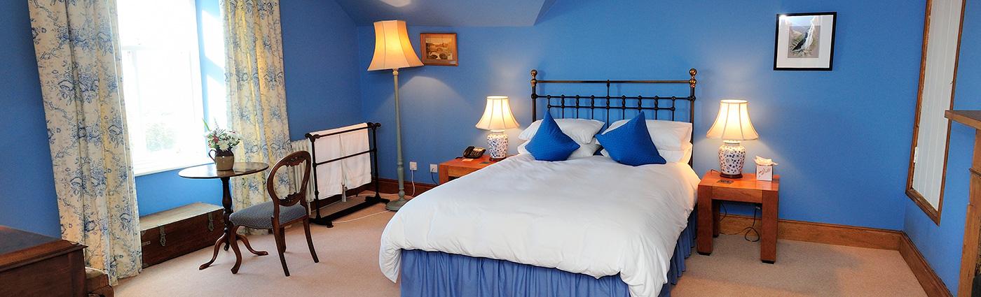 Drimnin House Bedroom