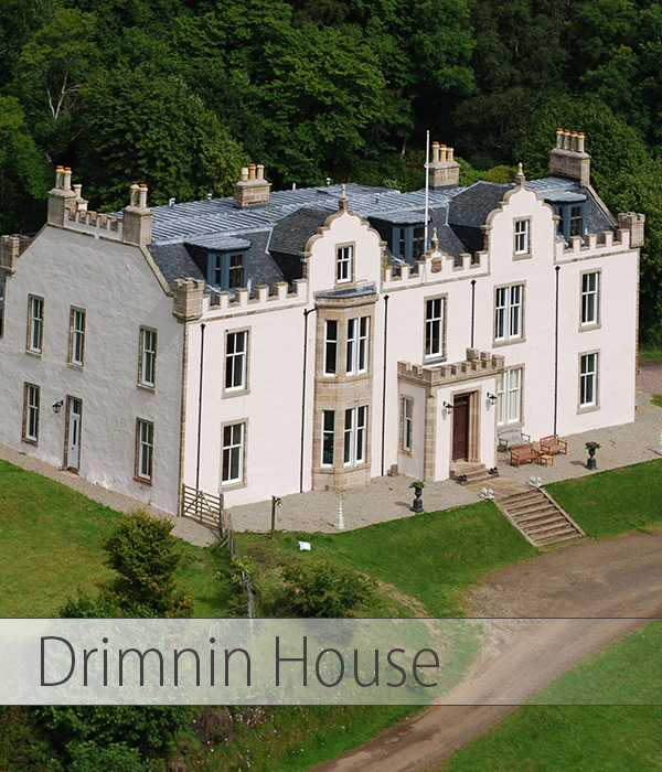 Drimnin House