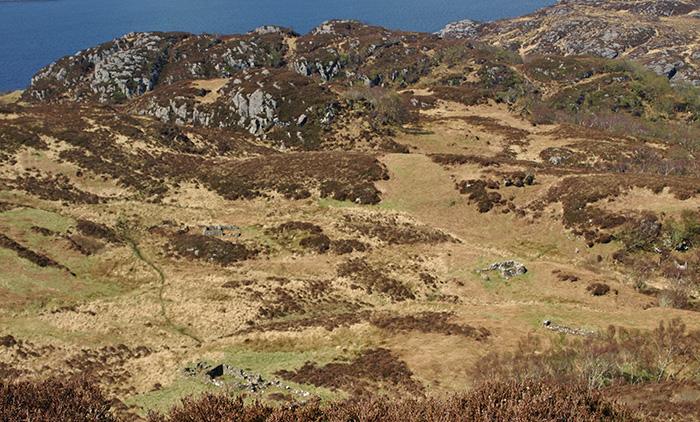 The old Sornagan township