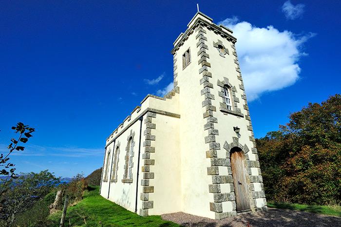 The Chapel - Drimnin Estate
