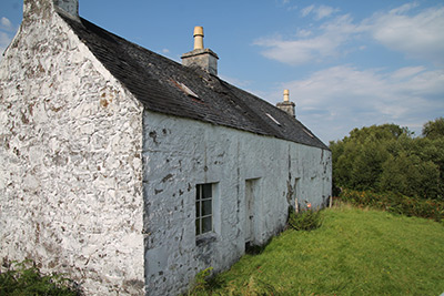 Old Drover's Inn at Doirlinn