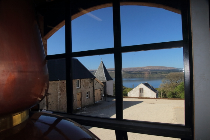 Ncn'ean Distillery Tours in The Guardians top 10